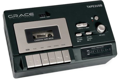Cassette Tapes To Mp3 Converter
